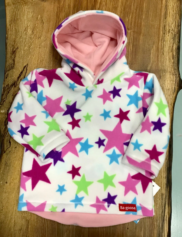 Bagoose Girls Star Fleece