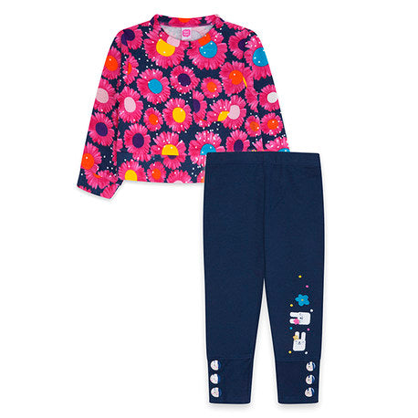 TucTuc flower legging Set