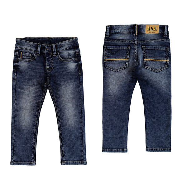 Mayoral Soft Denim Pants