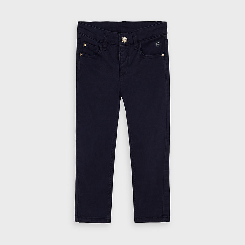 Mayoral Boy Navy Chinos