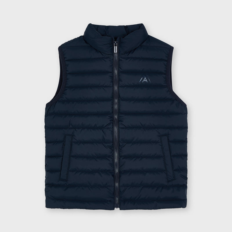 Mayoral Boy Navy Gilet Body Warmer