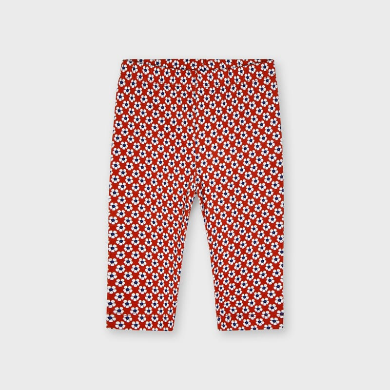 Mayoral Girl Poppy Flower Leggings