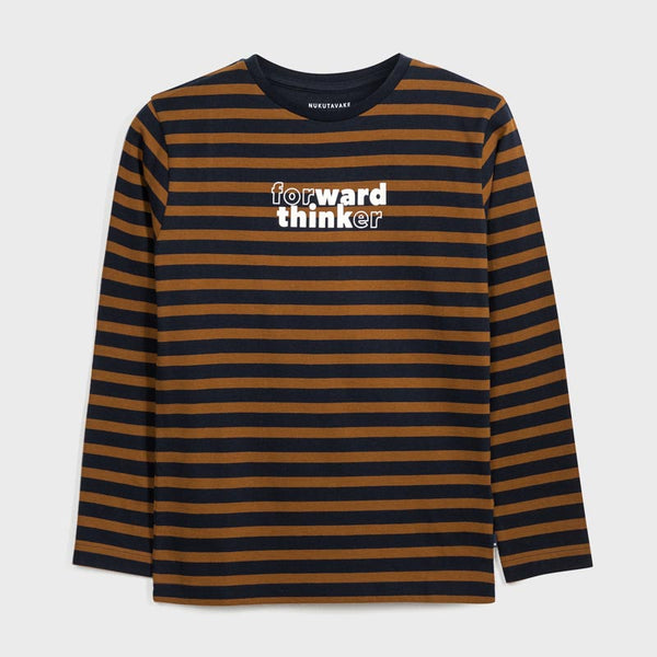 Mayoral Boy Striped Tee