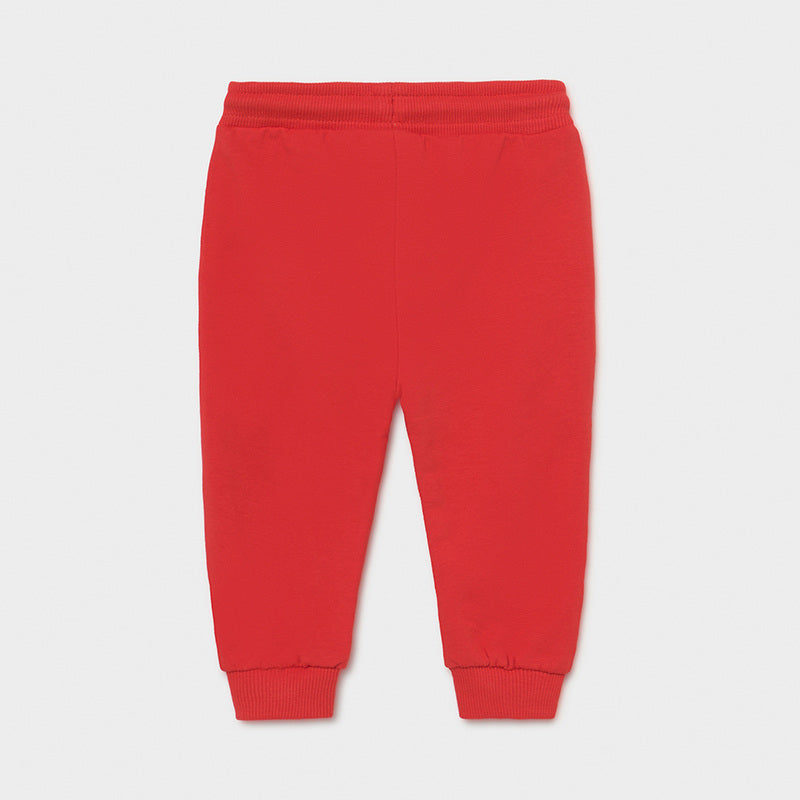 Mayoral Baby Boys Red Joggers