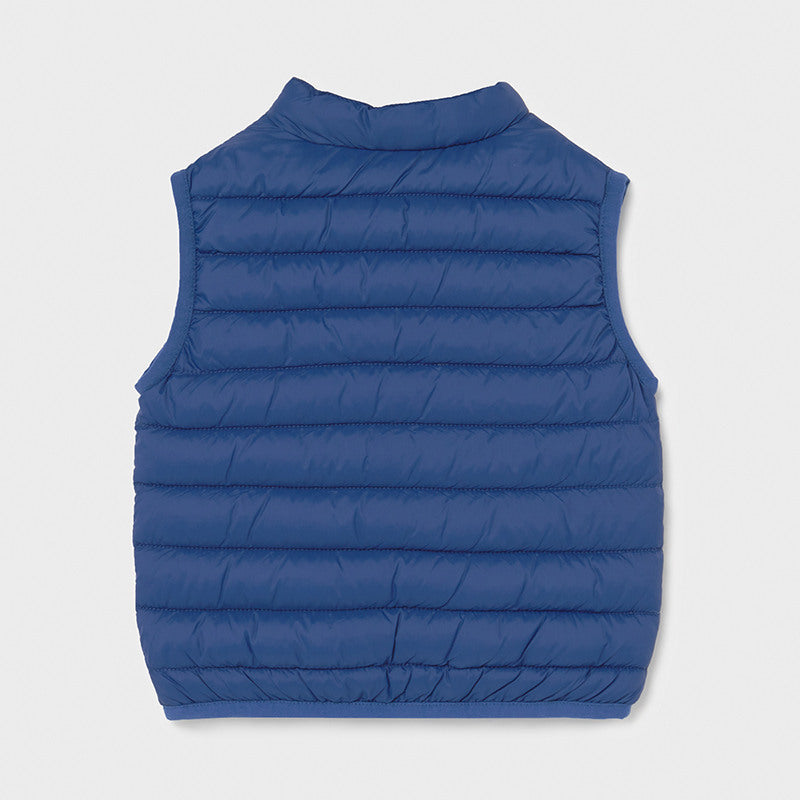 Mayoral Baby Boys  Blue Gilet