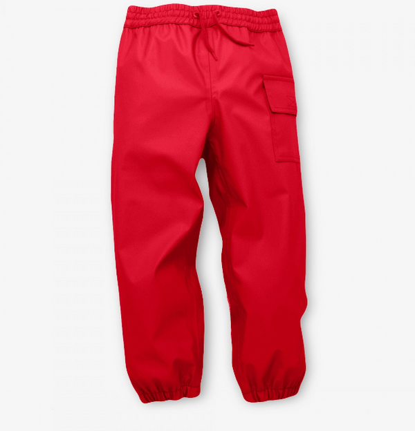 Hatley Red Rain Pants