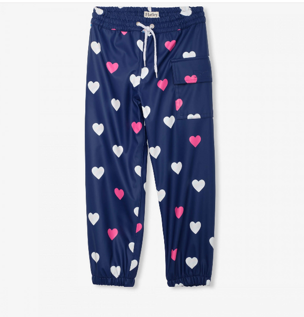 Hatley Hearts Colour Changing Pants