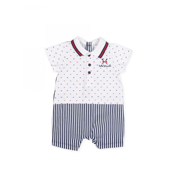 Tutto Piccolo All In One Tee & Shorts