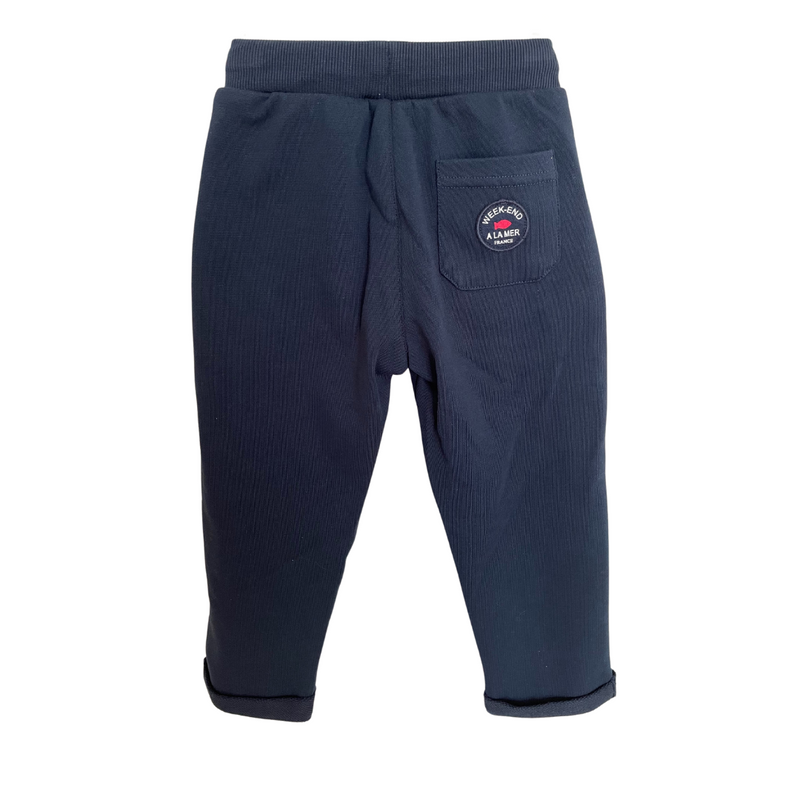 Weekend a La Mer Boy Stanford Navy Joggers