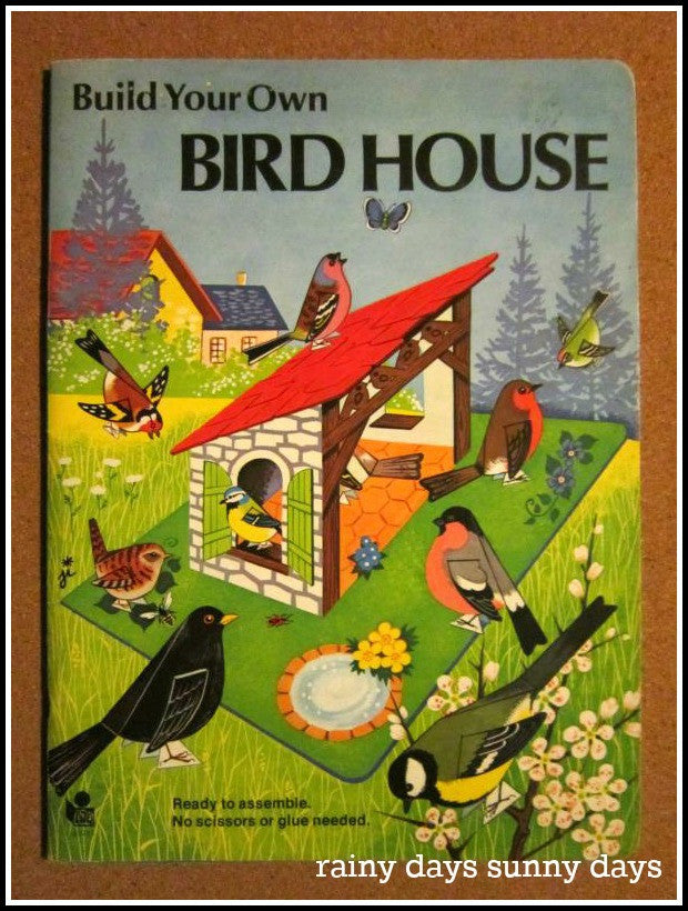 Build Your Own Bird House