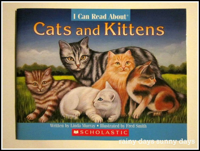 I Can Read About - Cats and Kittens