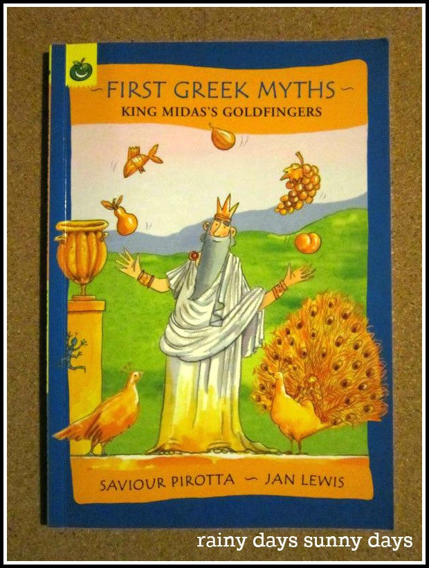 First Greek Myths - Set of 6 Books