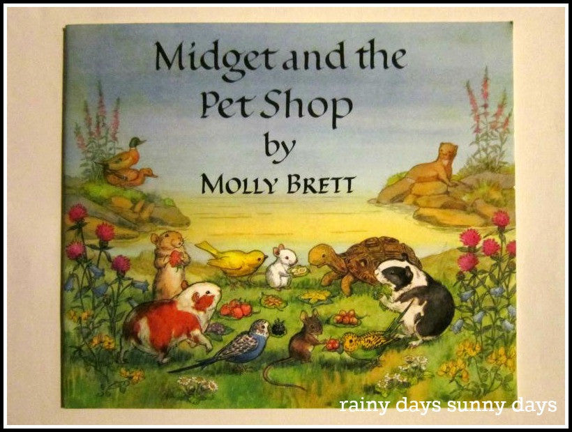 Midget and the Pet Shop
