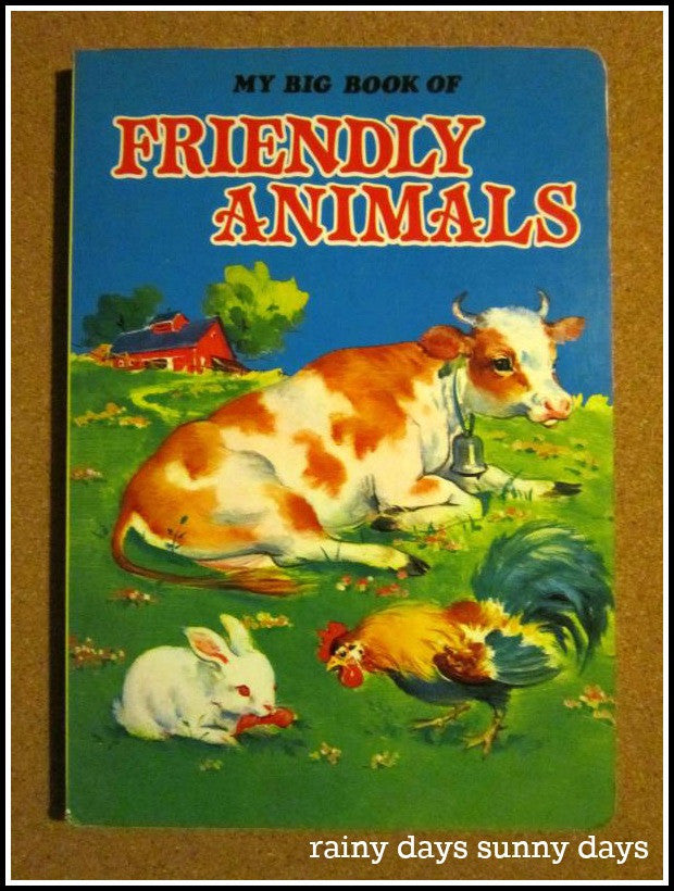 My Big Book Of Friendly Animals