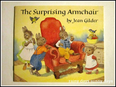 The Surprising Armchair