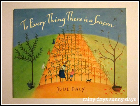 To Every Thing There is a Season