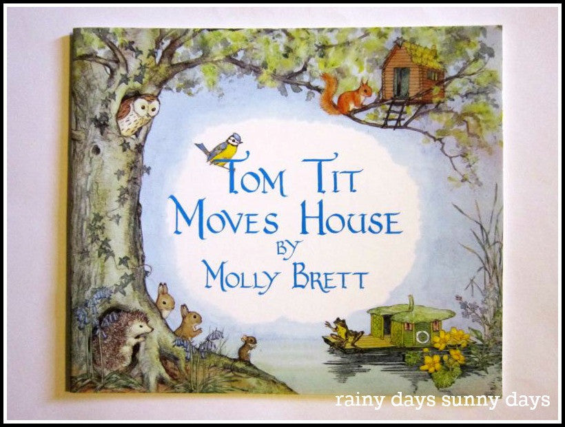 Tom Tit Moves House