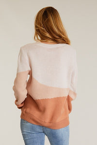 Oversized Sunset Sweater