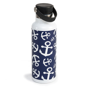 Nautical Water Bottle