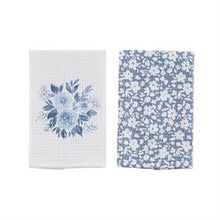 Load image into Gallery viewer, Flower Cottage Towel Set