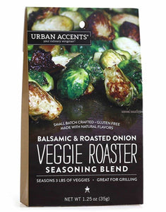 Balsamic & Roasted Onion Veggie Roaster