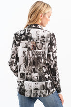 Load image into Gallery viewer, Printed Viscose Blouse