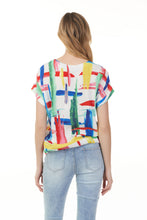 Load image into Gallery viewer, Multicolor Printed Crepe