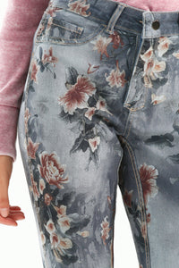 Printed Reversible Pants