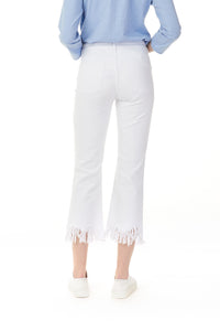 White Ring Spun Denim