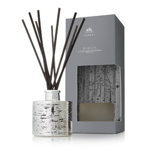 Thymes Forest Birch Petite Reed Diffuser