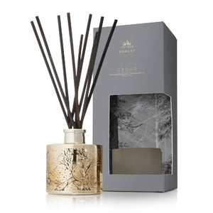 Thymes Forest Cedar Petite Reed Diffuser