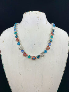 Mariana Bird of Paradise Necklace