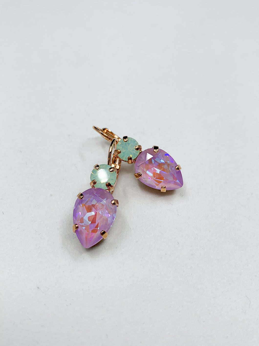 Mariana Lavender Earrings