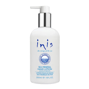 Inis hand lotion 10oz.
