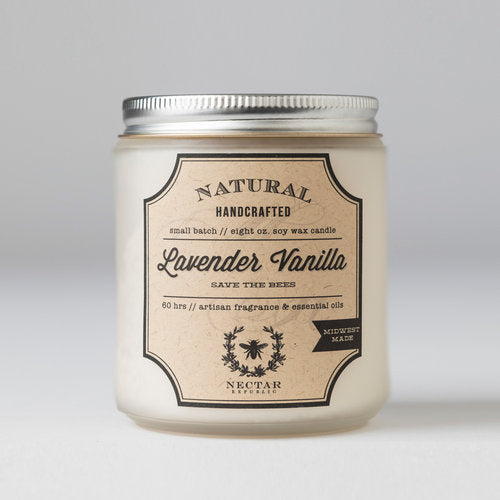 Jar Candle - Herbal Collection