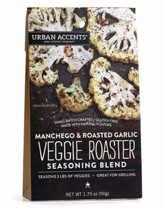 Manchego & Roasted Garlic Veggie Roaster Seasoning
