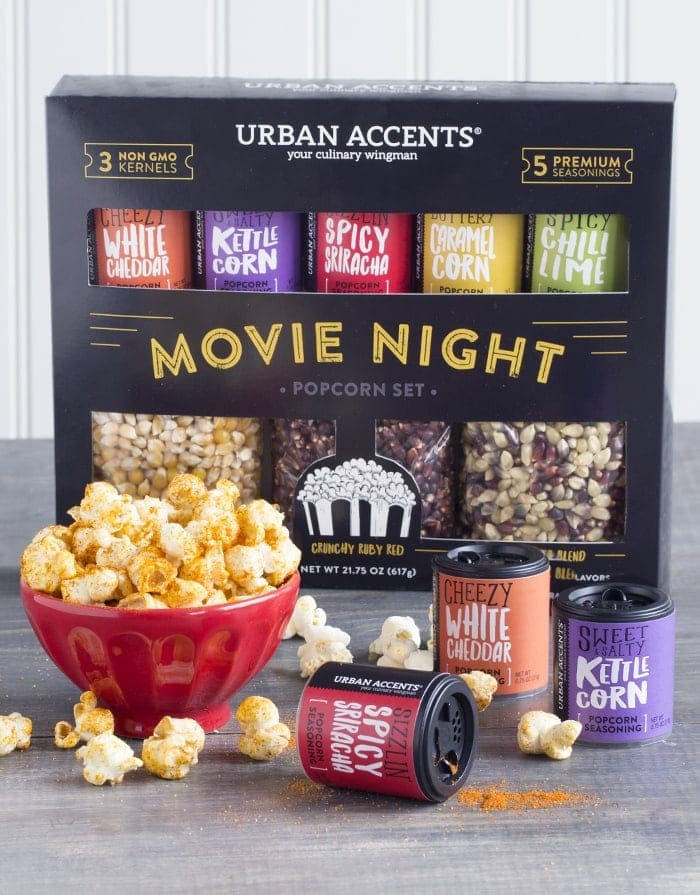Popcorn Collection Gift Set