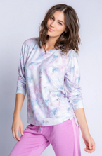 Load image into Gallery viewer, Marble Vibes Long Sleeve Top