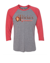 Load image into Gallery viewer, Tricia's Treasures Hashtag Baseball Tee