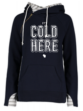 Load image into Gallery viewer, It's Cold Here Hoodie