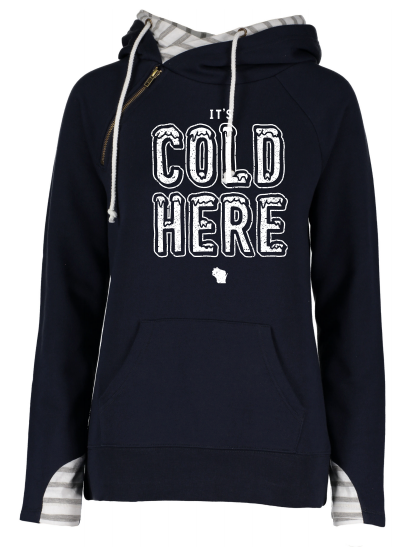 It's Cold Here Hoodie
