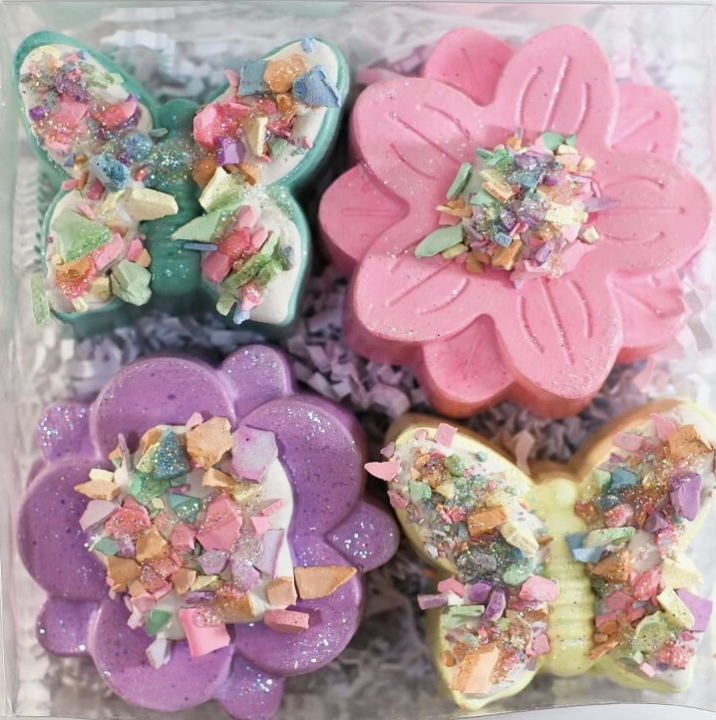 Sweet Spring Chalk Set