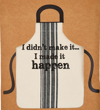 Load image into Gallery viewer, Made It Apron