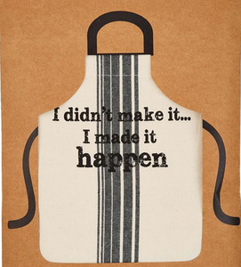 Made It Apron