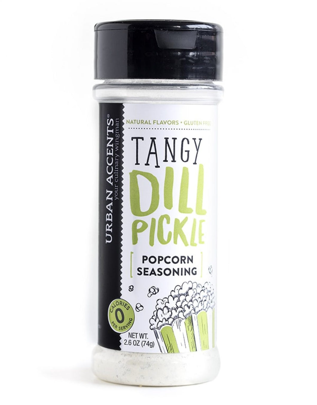 Dill Pickle Popcorn Seasoning