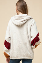 Load image into Gallery viewer, Hooded Teddy Jacket