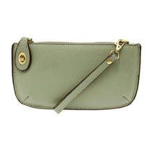 Load image into Gallery viewer, Sage Mini Crossbody Wristlet