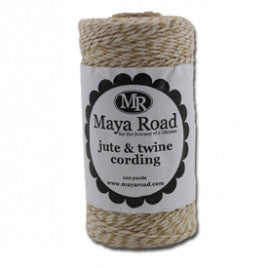 Maya Road Jute and Twine Cording