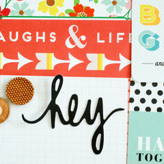 She's Crafty Daily Diary Kit