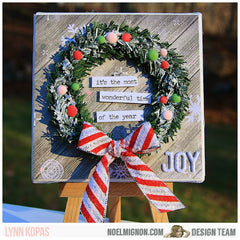 Mistletoe & Holly Daily Diary Kit